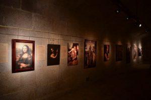 """exposição """"Leonardo da Vinci"""""""